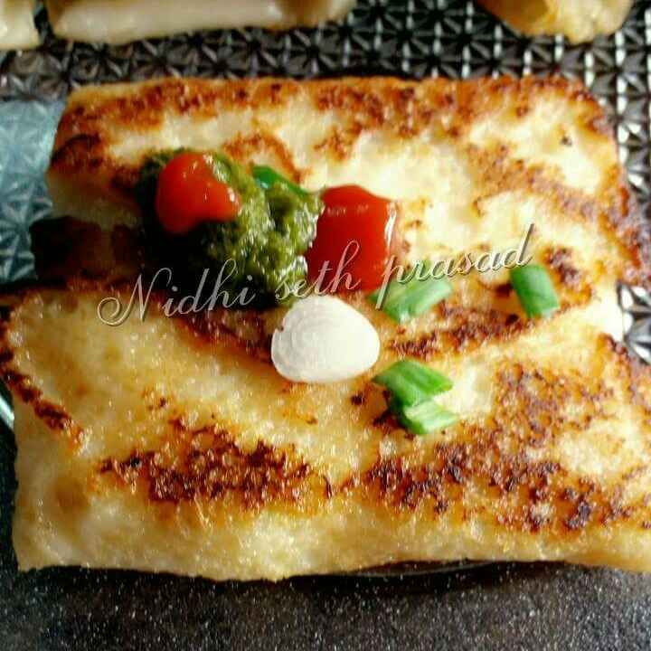 Photo of Perry perry  paneer crepe by Nidhi Seth at BetterButter