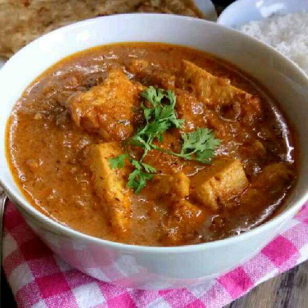 How to make Panir vindalu