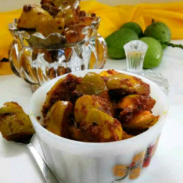 Photo of Instent aam ka achaar by Nidhi Seth at BetterButter