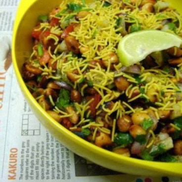 Photo of Masala Peanut Chat by NIDHI SHETH at BetterButter