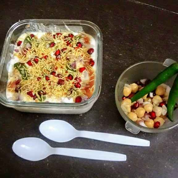 Photo of Dahi Bhalla Chaat by Nidhi Mer at BetterButter