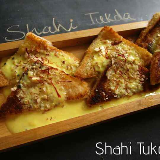 How to make Shahi Tukda