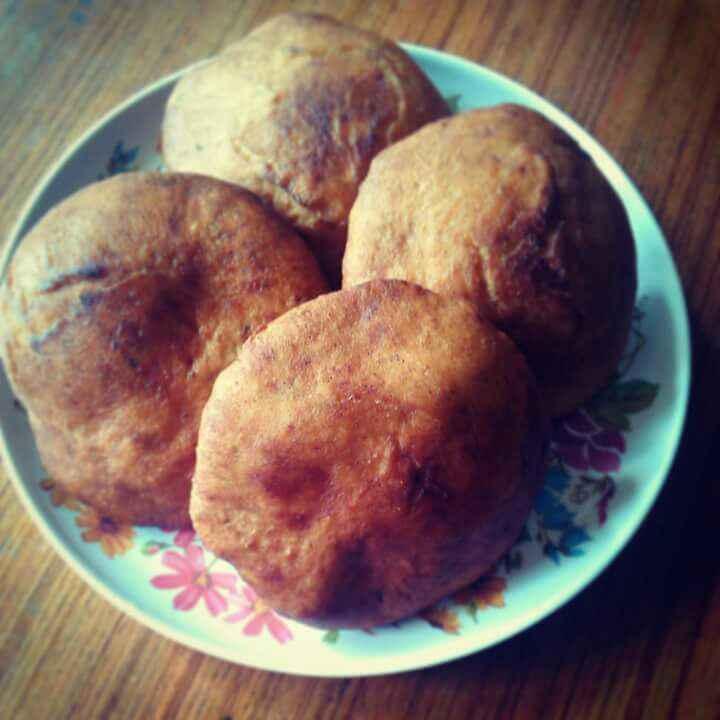 How to make Mangalore Buns
