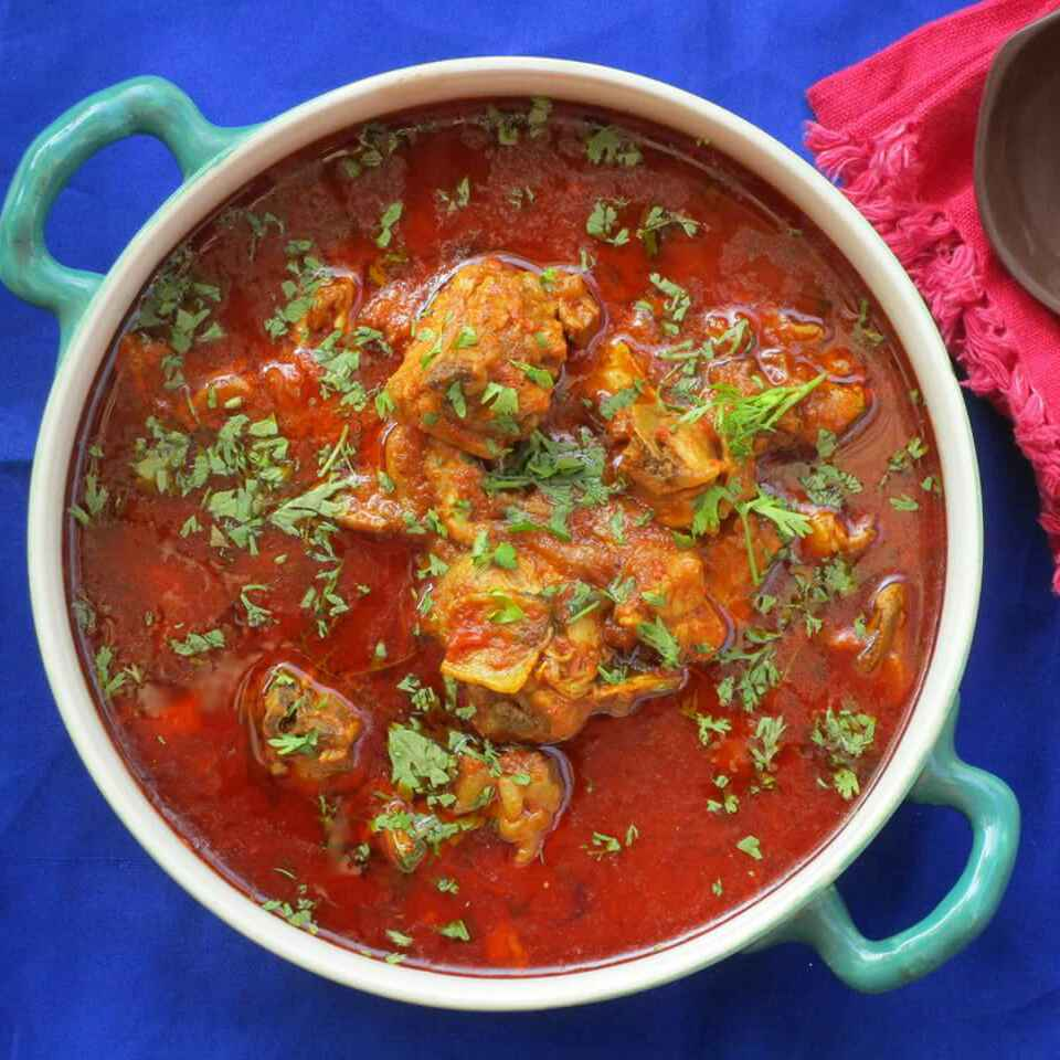 Photo of Desi Chicken Curry by Niharika Bhide at BetterButter