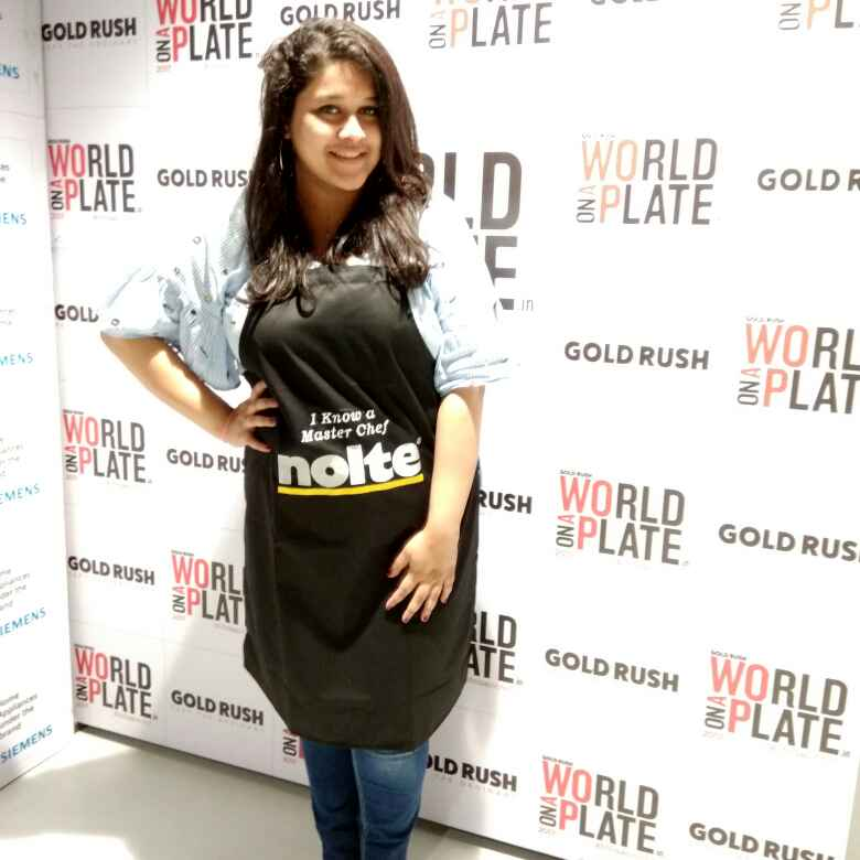 Niharika Bhide food blogger