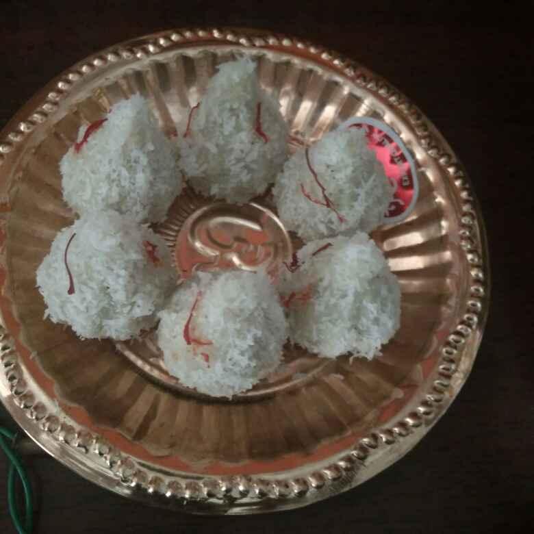 Photo of Coconut modak by Nikita Kesharwani at BetterButter
