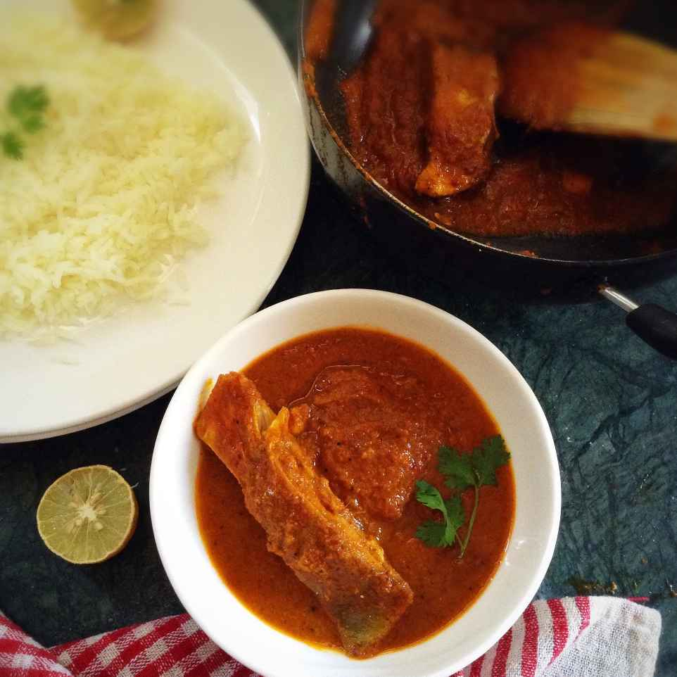 Photo of Goan fish curry by Nilanjana Bhattacharjee at BetterButter