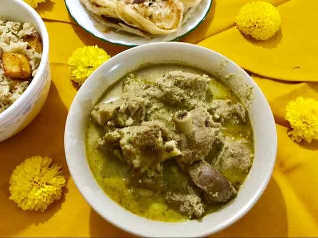 Photo of creamy mutton gravy by Nilanjana Bhaumik at BetterButter