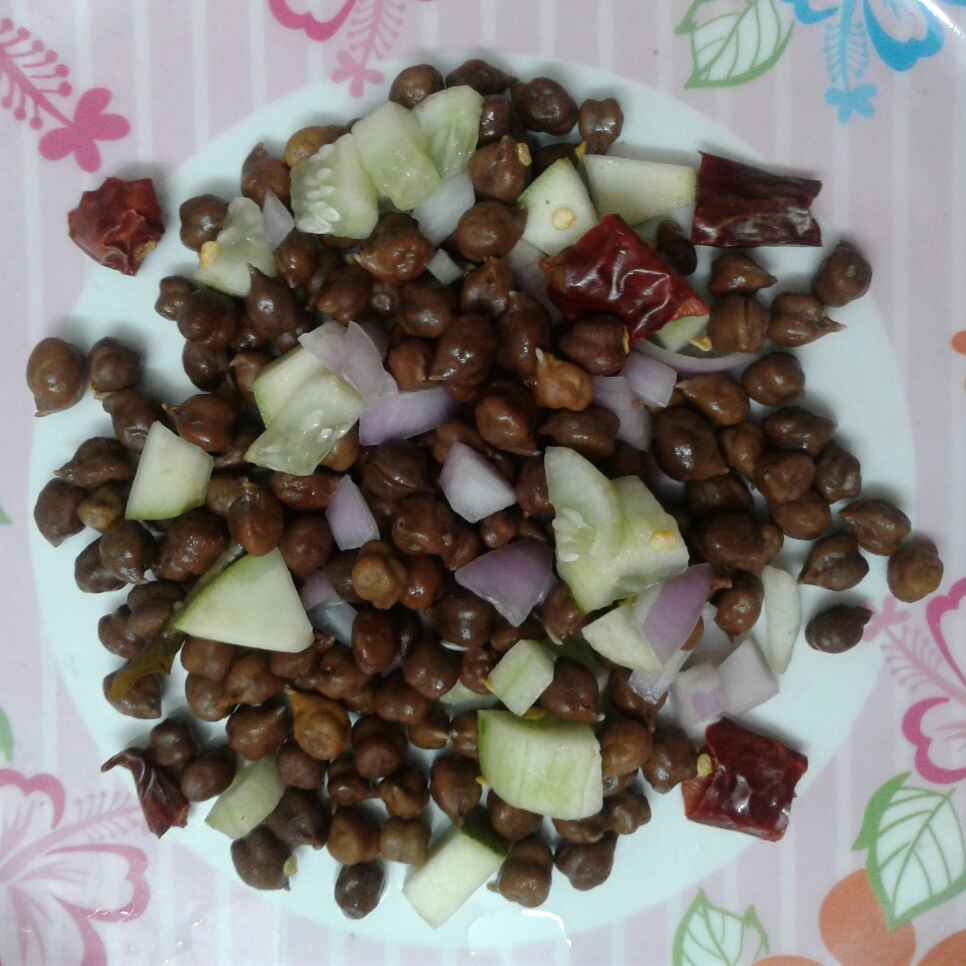 Photo of Black channa by nilopher meeralavai at BetterButter