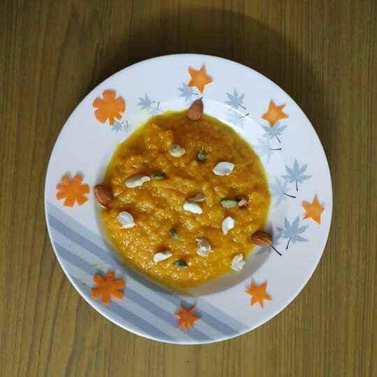 Photo of Carrot halva by nilopher meeralavai at BetterButter