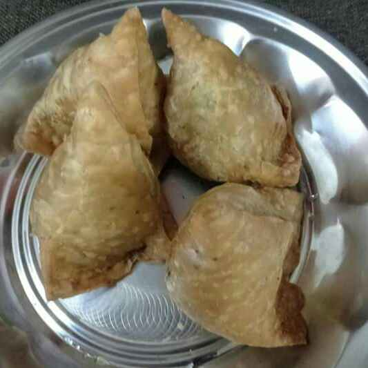 How to make சமோசா