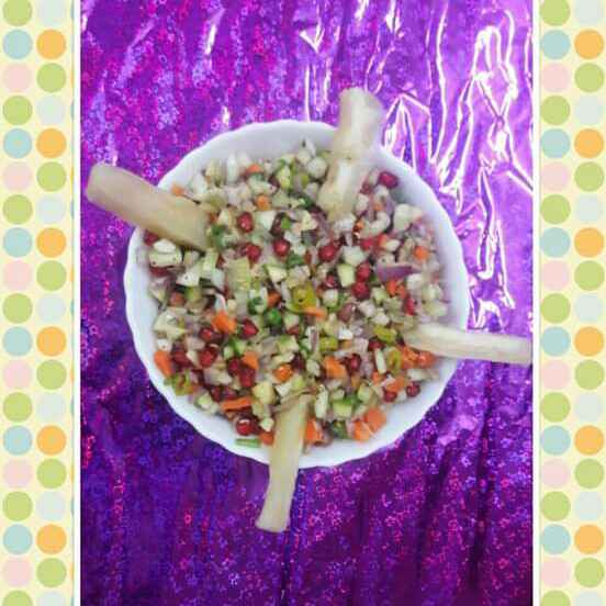 Photo of Salad by nilopher meeralavai at BetterButter