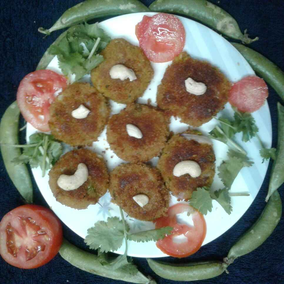 Photo of Spicy Veg. Cutlet by nilopher meeralavai at BetterButter
