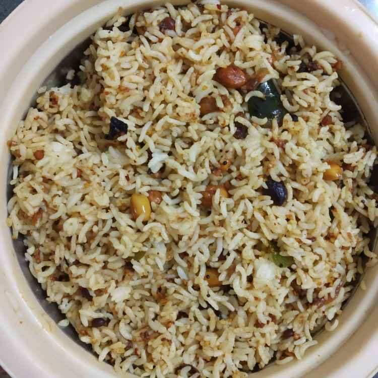 Photo of Tamarint  rice by nilopher meeralavai at BetterButter