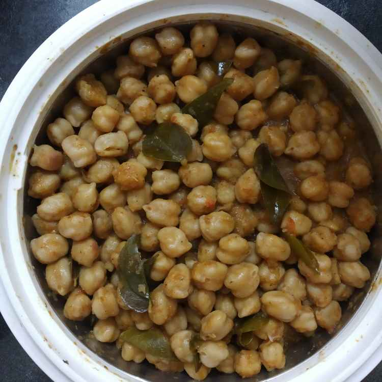 Photo of White peanut sundal by nilopher meeralavai at BetterButter