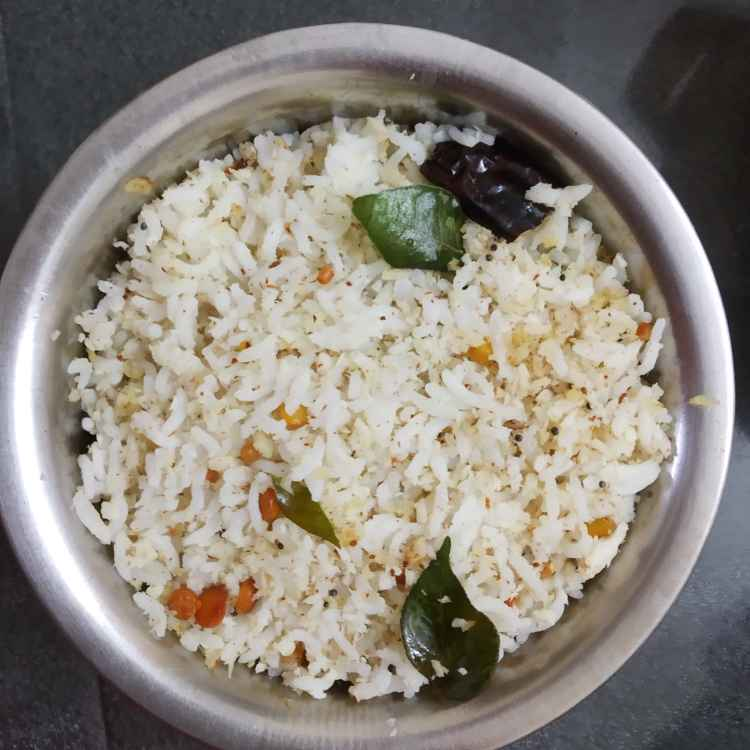 Photo of Coconut thuruval rice by nilopher meeralavai at BetterButter