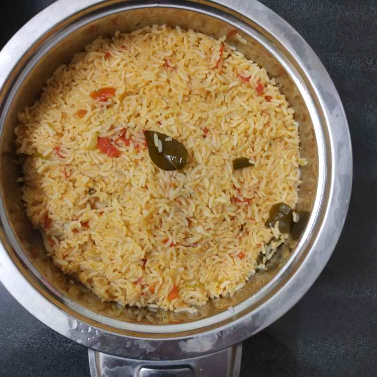 Photo of Tomato rice by nilopher meeralavai at BetterButter
