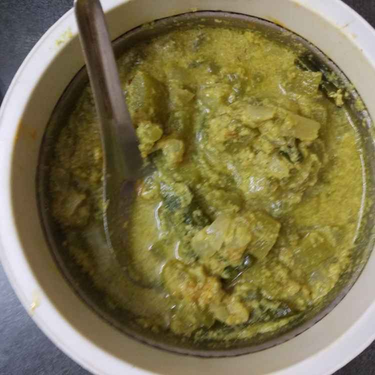Photo of Green pudalangai kootu mi by nilopher meeralavai at BetterButter