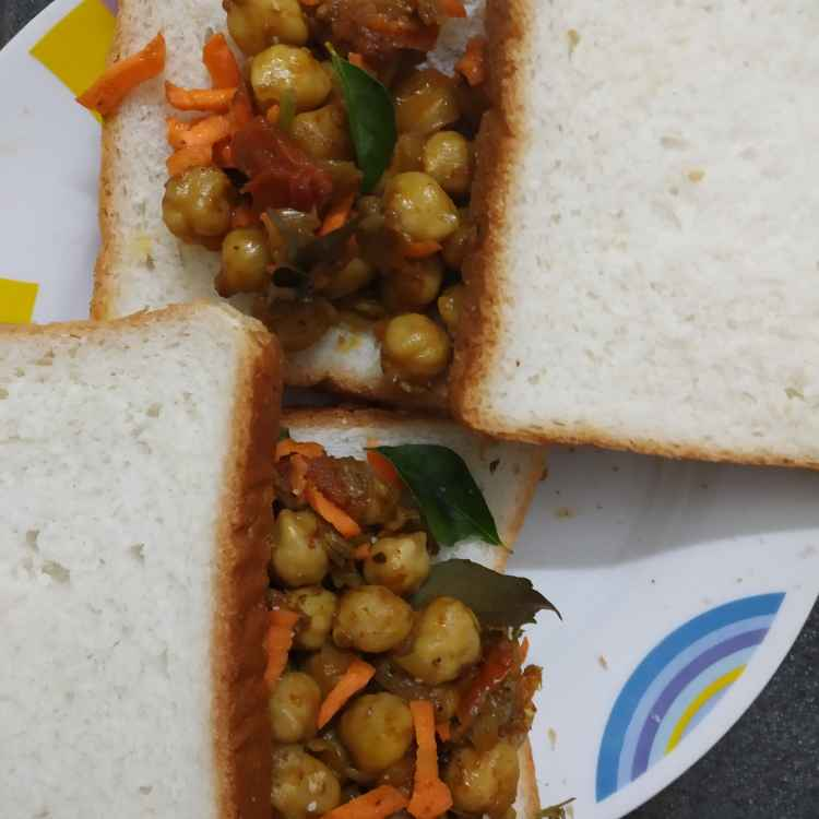 Photo of Bread channa by nilopher meeralavai at BetterButter