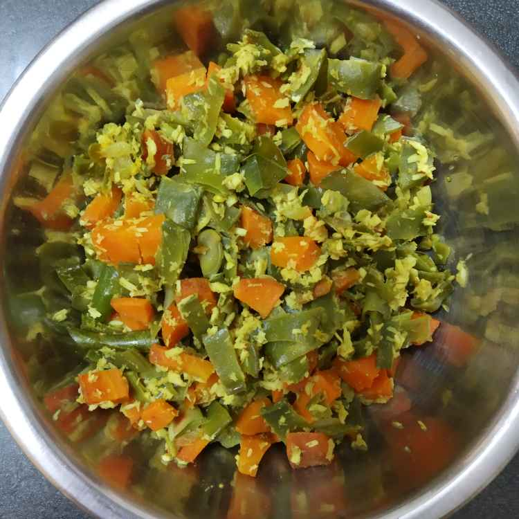 Photo of Avarakkai beans poriyal by nilopher meeralavai at BetterButter