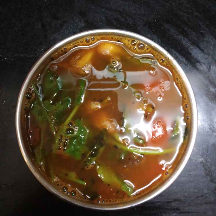 Photo of Thakkali rasam by nilopher meeralavai at BetterButter