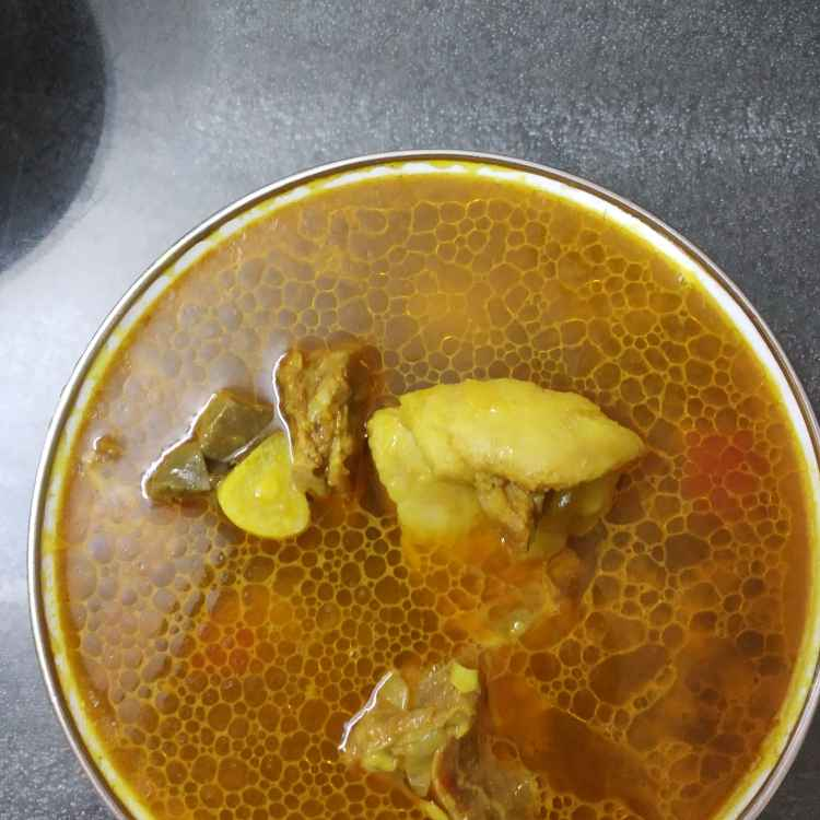Photo of Mutton soup by nilopher meeralavai at BetterButter