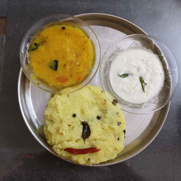 Photo of Boiled rice pongal by nilopher meeralavai at BetterButter