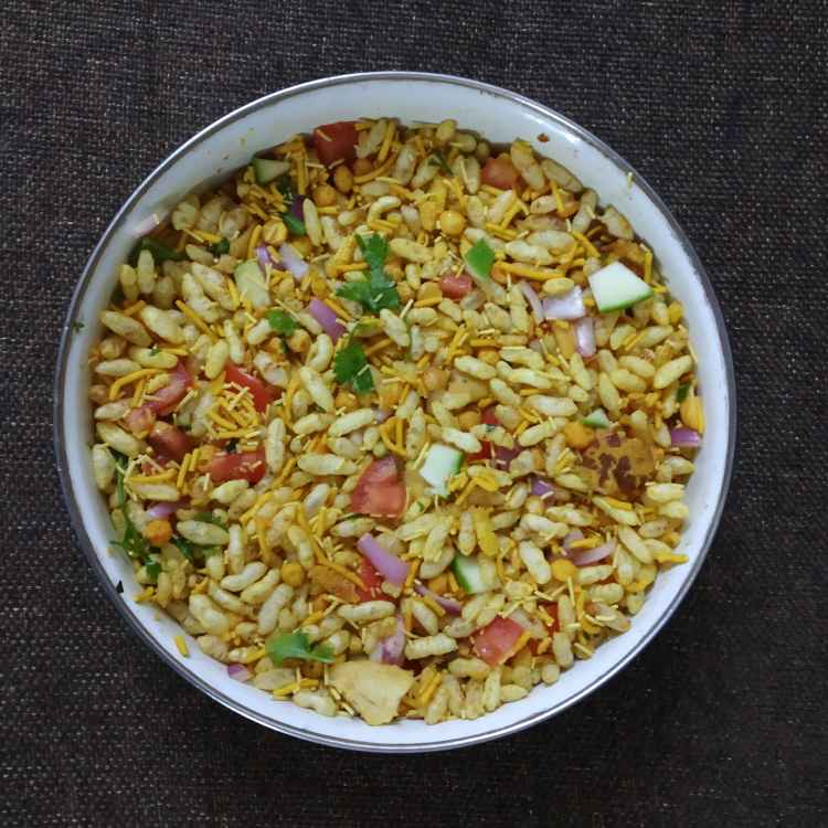 Photo of Bhel puri by nilopher meeralavai at BetterButter