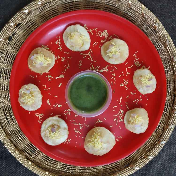 Photo of Pani puri by nilopher meeralavai at BetterButter
