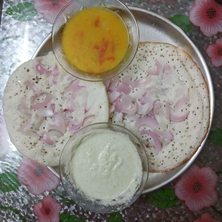 Photo of Onion dosa by nilopher meeralavai at BetterButter