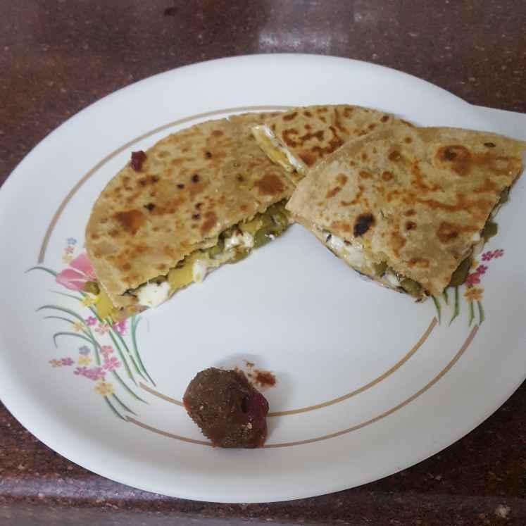 Photo of Pizza Roti by Nilu Rastogi at BetterButter