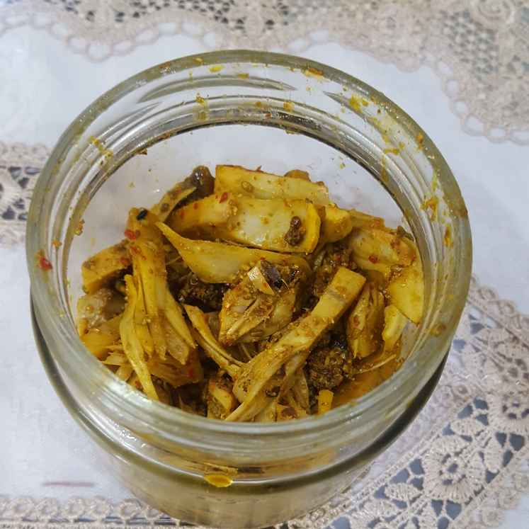 How to make Jackfruit Pickle
