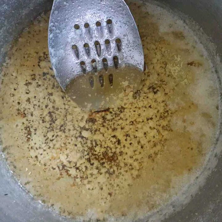 How to make Home made ghee