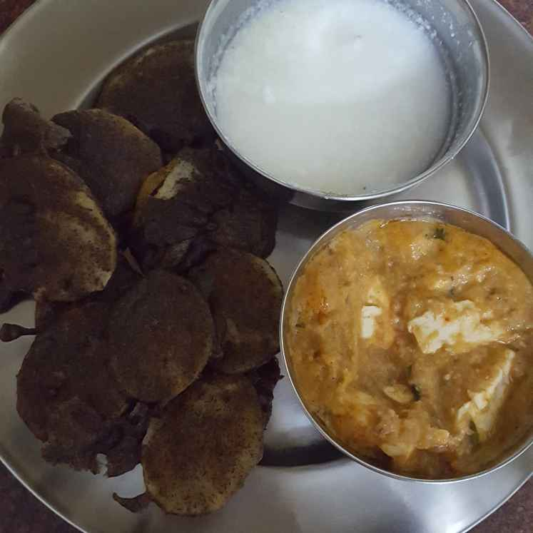 How to make Kuttu Pakodi