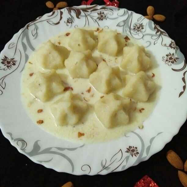 How to make Modak payasam with coconut sttufing