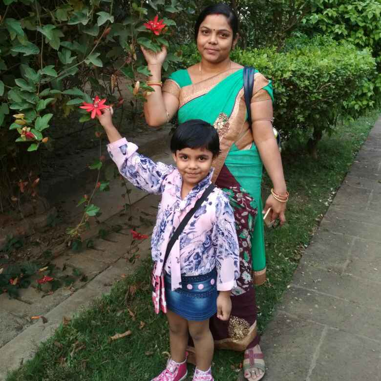 Nirupama Mohanty food blogger