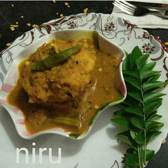 Photo of Sambar Vada by Nirupama Mohanty at BetterButter