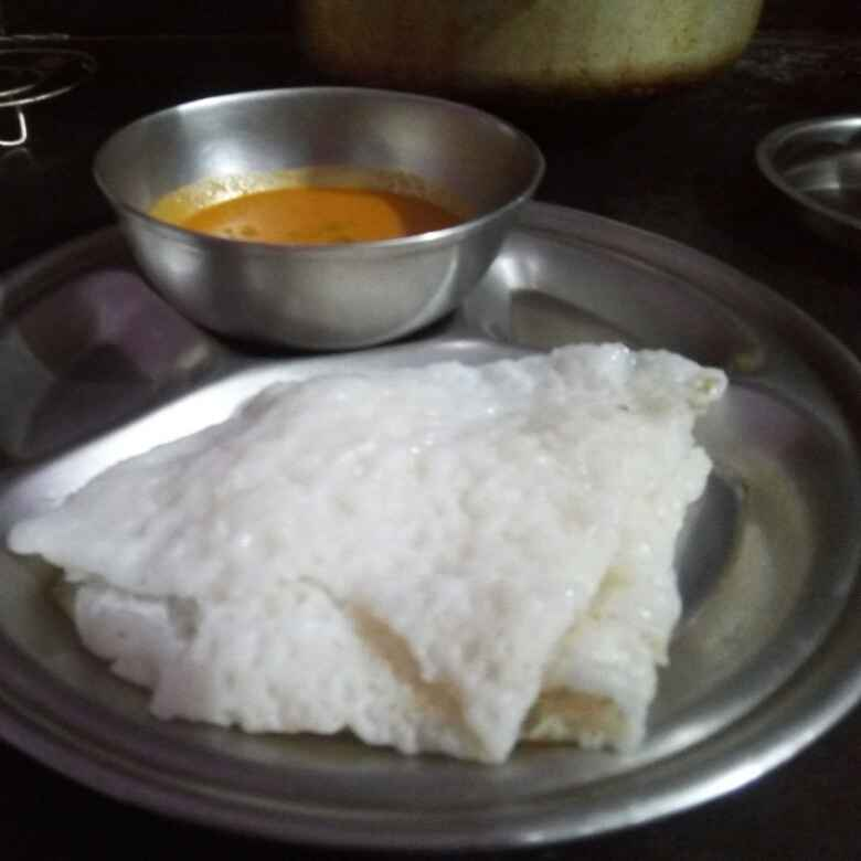 How to make Neer dosa