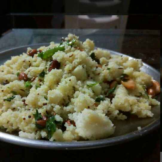 Photo of Upma with left over idli by Nisarga . at BetterButter
