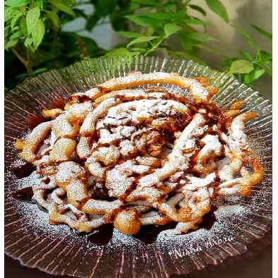 How to make Funnel Cake