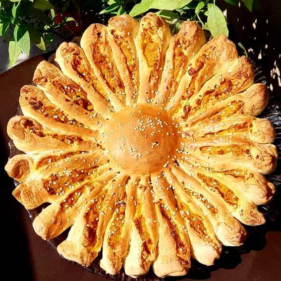 Photo of Chicken Sunflower bread by Nishha Arora at BetterButter