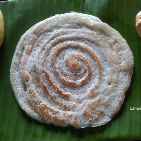 How to make Ripe Banana Dosa