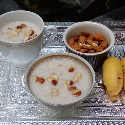 Photo of Banana Soup by Nisha Mithoor at BetterButter