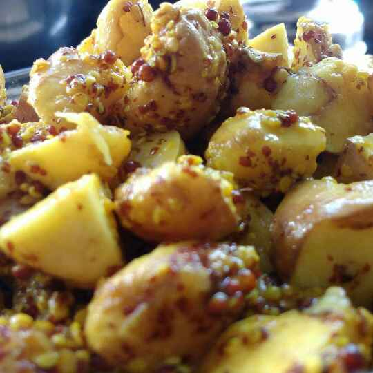 How to make Singhade ka achar