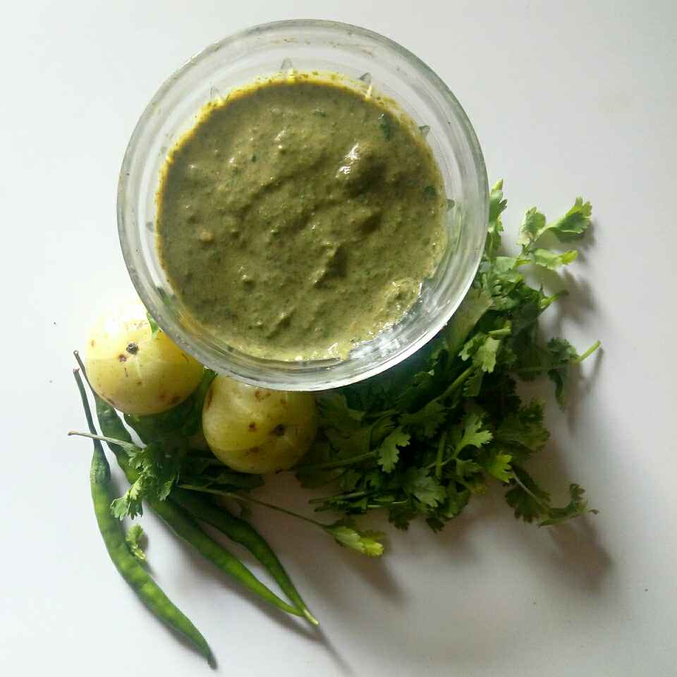 Photo of Dhaniye ki chutney by Nishi Maheshwari at BetterButter