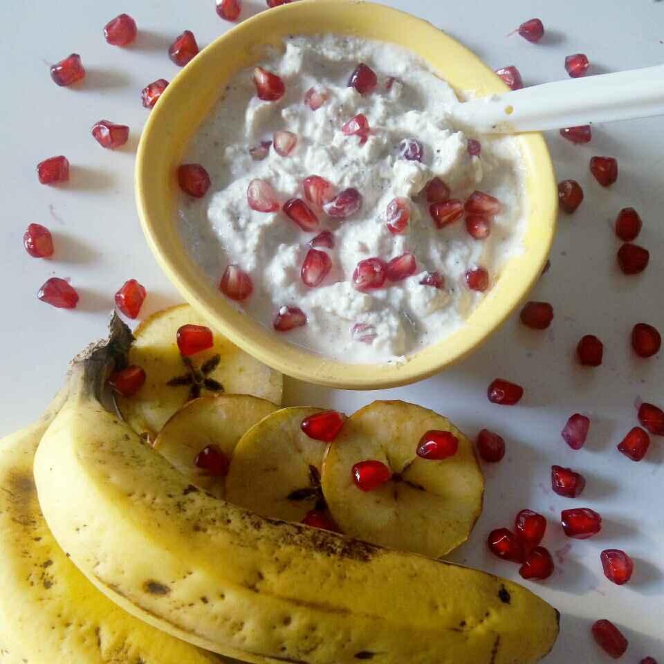 Photo of Mix fruit dip by Nishi Maheshwari at BetterButter