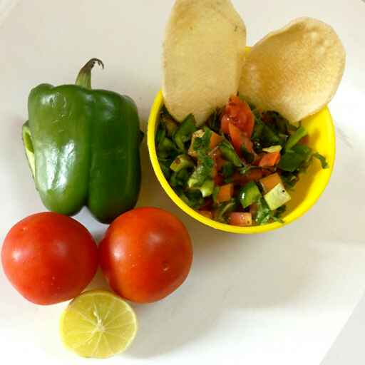 How to make जैन सालसा
