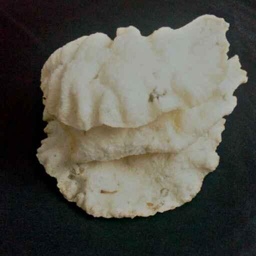 How to make Corn flour ke papad
