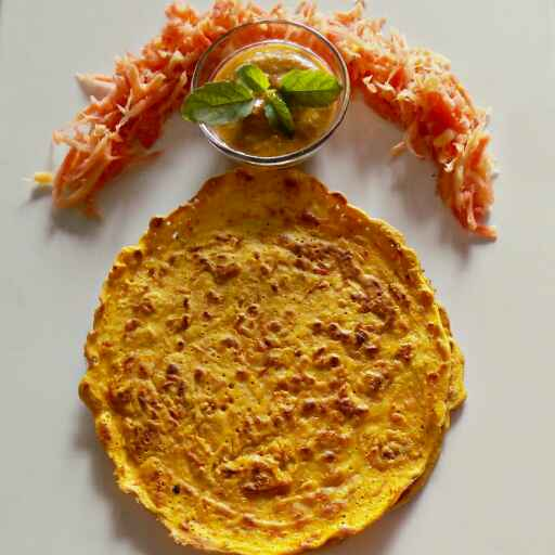 Photo of Gajar ka chilla by Nishi Maheshwari at BetterButter