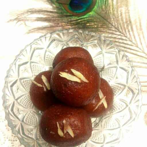 How to make Gulaab jamun